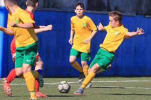克羅地亞- 冬季青少年足球訓練營 2020
