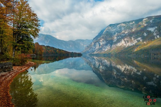 波希尼湖-Bohinj Lake